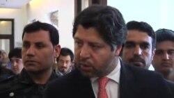 حکمت خلیل کرزی معیین سیاسی وزارت خارجۀ افغانستان
