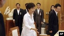 韓國總統朴槿