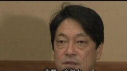 2013-02-14 美國之音視頻新聞: 日本防相稱有權先發制人