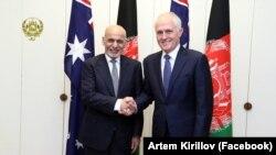 غني د استرالیا له مرستو مننه وکړه او ترنبل د افغانانو میړانه وستایله.