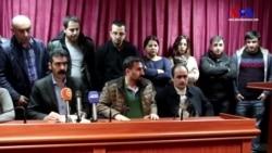 Diyarbakır'daki Meslek Örgütlerinden TTB Bildirisine İmza