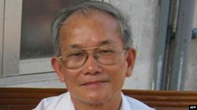 Tiến sĩ Nguyễn Thanh Giang nói ông tha thiết đề nghị Hội đồng Nhân quyền LHQ có biện pháp cụ thể thúc đẩy Việt Nam tôn trọng quyền con người căn bản của công dân.