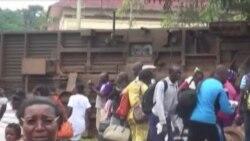 Ajali ya treni Cameroon yasababisha vifo vya watu 76