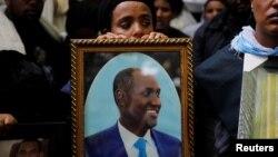 Faayilii - Pirezdaantii naannoo Amhara duraanii Ambaachew Mekonnin