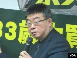 前國民黨立委邱毅。