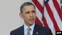 Predsednik Obama govori o zemljotresu, cunamiju i krizi sa oštećenim nuklearnim elektranama, kao i bezbednosti američkih nuklearnih postrojenja, Bela kuća, 17. mart, 2011.
