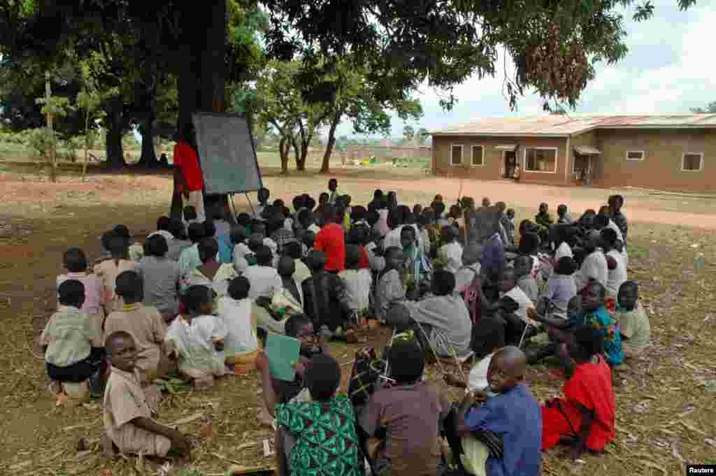 جنوبی سوڈان میں شرح خواندگی بہت کم ہے