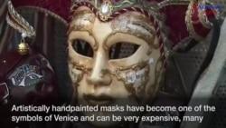 Boat Parade Kicks Off Venice Carnival