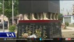 Lushnje, memorial për të internuarit