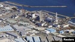 Nhà máy điện hạt nhân Fukushima của Nhật Bản.