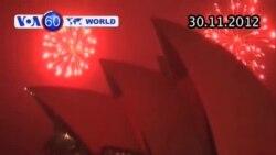 VOA60 Thế Giới 30/11/2012