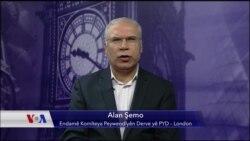 Nûnerê PYD'ê Alan Şemo Operasyona Tirkîyê ya Ser Efrînê Dinirxîne