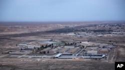 Фото: база Айн аль-Асад, грудень 2019 року
