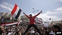 Йемен, Сана 6 марта, 2011