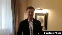 Лидер общественно-политического движения «Справедливость» Валентин Наливайченко