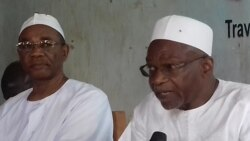 Ahmat Mahamat al-Habo du FONAC au Tchad, joint par Nathalie Barge
