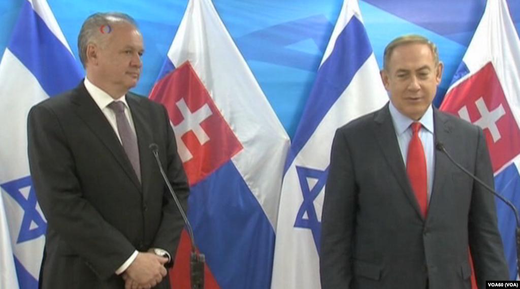 Firai Ministan Isra'ila Netanyahu na sa ran amince wa da gina sabbin gidaje a yamma da gabar Kogin Jordan nan da shekaru 20. Ranar Alhamis 30 Maris 2017.