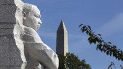 مراسم سالروز تولد مارتین لوتر کینگ در آمریکا برگزار می شود