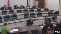 美國會就美亞太戰略轉移舉行聽證(視頻截圖)