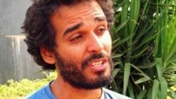 Luaty Beirão céptico com saída de José Eduardo dos Santos