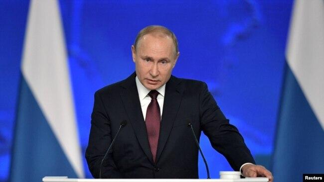 普京:如果华盛顿在欧洲部署导弹 俄罗斯导弹将对准美国