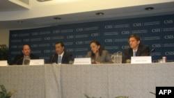 Buổi giải trình hôm thứ Năm do Trung tâm Nghiên cứu Chiến lược và Quốc tế tổ chức