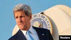 존 케리 미국 국무장관. (자료사진)