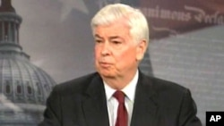 Senator Christopher Dodd