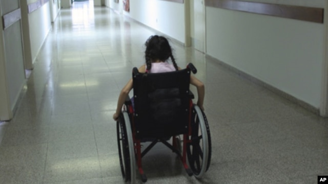 The first-ever world report on disabilities highlights the tremendous barriers - in education, health care, transportation, and jobs that many face