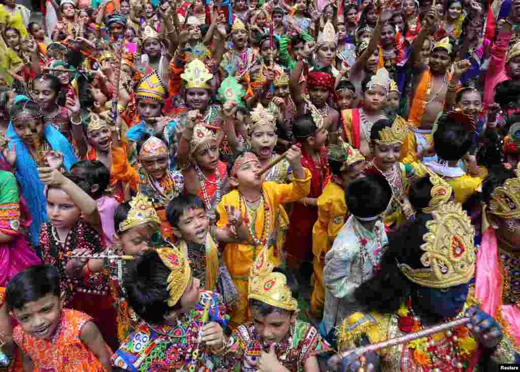 اس تہوار کے روز بھارت میں عام تعطیل ہوتی ہے۔