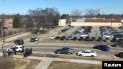 Penembakan massal pernah terjadi di kampus Central Michigan University, Mount Pleasant, 2 Maret 2018. (Foto: dok).