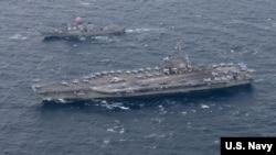 Американсько-південнокорейські військові навчання