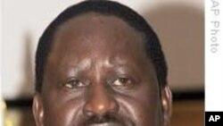 Firai Ministan kasar Kenya Raila Odinga