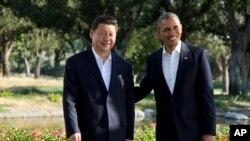 صدر اوباما اور ان کے چینی ہم منصب