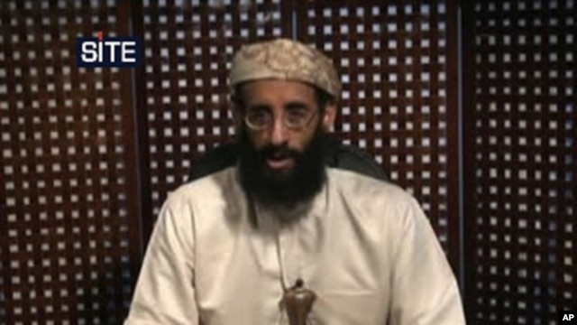 American-born Anwar al-Awlaki is one of the most influential terror leaders in Yemen (file photo)