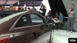 底特律汽車展亮相的新一代電動車