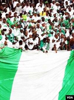 Penggemar Super Eagles diperkirakan akan membanjiri pertandingan-pertandingan tim Nigeria di Afrika Selatan.