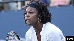 Serena Williams akan kembali bertanding pekan depan di Austria setelah pulih dari cedera kaki kanan.