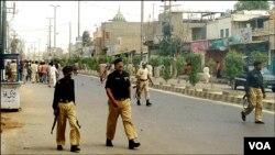 کراچی سکیورٹی