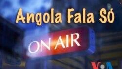 """14 Set 2012 Angola Fala Só - Inácio Ngonga: """"Cidadãos devem denunciar corrupção na educação"""""""