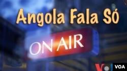 """30 Nov 2012 Angola Fala Só - Justino Pinto de Andrade: """"O silêncio (em redor do desaparecimento de Kamulingue e Cassule) é um silêncio criminoso"""""""