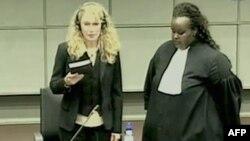 Glumica Mia Farou svedoči na sudjenju Čarlsu Tejloru