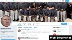 美國總統川普發表推文宣佈美國與北韓峰會6月12日在新加坡舉行