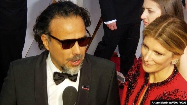 González Iñárritu.