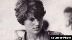 Kate Webb was the UPI correspondent of theVietnam War in the early 1970s. (Sylvana Foa/Documentation Center of Cambodia)