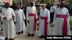 Bispos estiveram reunidos durante 10 dias