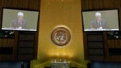 تصويب قطعنامه محکومیت نقض حقوق بشر در سوريه در مجمع عمومی