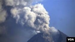 Abu vulkanik akibat letusan Gunung Merapi ternyata bisa bermanfaat mengurangi pemanasan global.