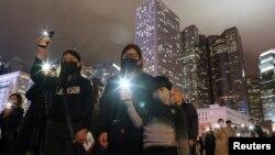 Una marcha a favor de la democracia el 1 de enero recibió permiso de la policía y comenzará desde un gran parque en la bulliciosa Causeway Bay.