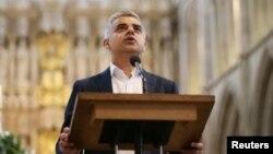 Sadik Kan, novi gradonačelnik Londona